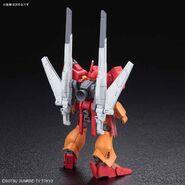 Jegan Blast Master (Gunpla) (Rear)