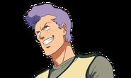 SD Gundam G Generation Genesis Character Face Portrait 0373