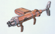 Act Zaku Bullpup Gun