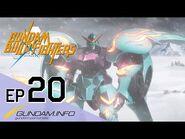 GUNDAM BUILD FIGHTERS-Episode 20- Aila's Betrayal (ENG dub)