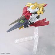 Gundam Aegis Knight (Gunpla) (Action Pose 4)