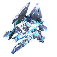 RX-0 Full Armor Unicorn Gundam Plan B (Gundam Try Age)