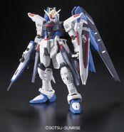 Real Grade ( RG ) Freedom Gundam