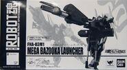 RobotDamashii MegaBazookaLauncher p01