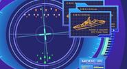 Fraser-Class on ZAFT Screen 01 (Seed Destiny HD Ep12)