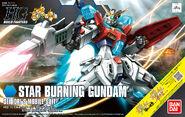 HGBF Star Burning Gundam