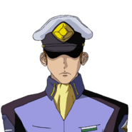 Orb Officer (G Gen Wars)