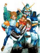 Victory Gundam Mikimoto