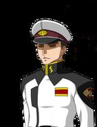 ZAFT Officer (White Uniform)