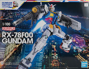 1-100 RX-78F00 Gundam