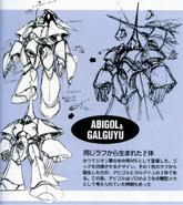 Abigor and Galguyu earlier designs