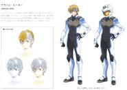 Gundam 00 Festival 10 Revision Graham Aker CS