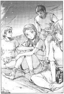 Gundam Chars Counterattack - High Streamer RAW Novel V01-177