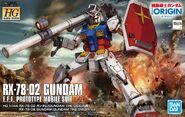 HG Gundam The Origin