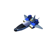 Super Gundam Royale V Gundam Core Fighter