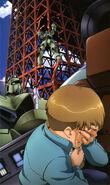 Victory Gundam Illustration (1)