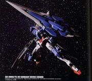 00 Gundam Seven Sword - Story Photo