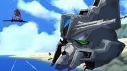 Aegis Head Wreckage (Seed HD Ep38)