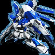 Gundam Diorama Front 3rd RX-93-ν2 Hi-ν Gundam