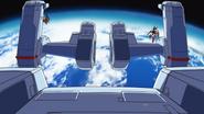 Kusanagi Thrusters Separating 01 (Seed HD Ep41)
