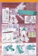 """MS-06R Zaku II High Mobility Type (Reuse """"P"""" Device) Part C"""