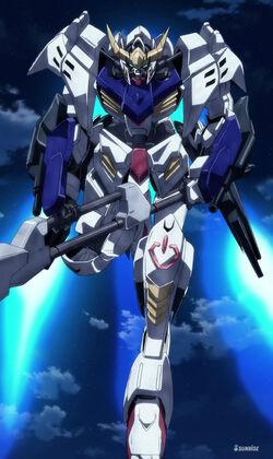Asw G 08 Gundam Barbatos The Gundam Wiki Fandom