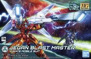 HGBD RGM-89BM Jegan Blast Master