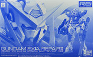 RG Gundam Exia RepairIII