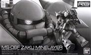 RG Zaku Minelayer