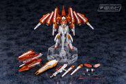 BN-876β Hot Scramble Gundam (Gunpla)