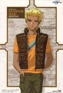 Gundam SEED DESTINY Fashion Illustrations (13)
