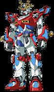 KMK-B01 Kamiki Burning Gundam