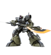YMS-09J Dom High Speed Experimental Type BO2