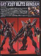 Blitz Gundam MG 1