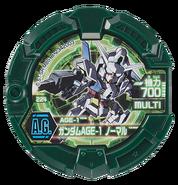 Gundam Age-1 Gashacoin