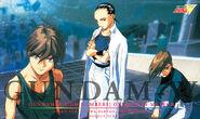 Gundam Wing ODD Poster