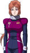Marida Cruz Super Robot Wars X-Ω