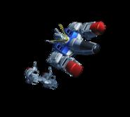 Super Gundam Royale V Gundam Top Fighter
