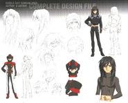 Character Sheet Canard Pars