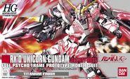 Hguc unicorn titanium finish
