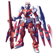 MSAM-033 G-Arcane (Full Dress) (Gundam Versus)