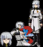 Gundam info Character Sheet Yzak Joule