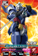 Gundam AGE-1 Spallow Try Age 12