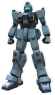 Mobile Suit Gundam Side Story Missing Link Ground GM