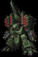 Super Robot Wars Z3 Tengoku Hen Mecha Sprite 121