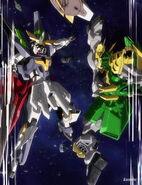 XXXG-01S2龍虎狼 Gundam Jiyan Altron (Re-Rise Ep 24) 02