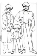 Young Ewin Family