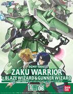 1-100 ZAKU Warrior