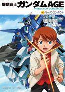 Mobile Suit Gundam AGE Novel-Mars-contact