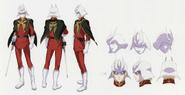 Char Aznable Gundam Evolve